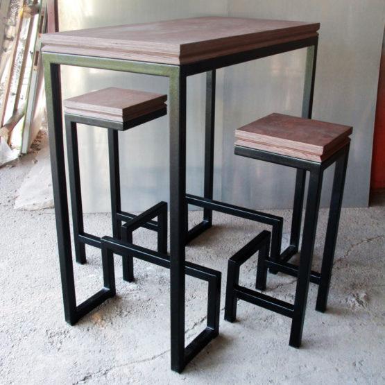 стол оклахома шафт chaft мебель для лофта