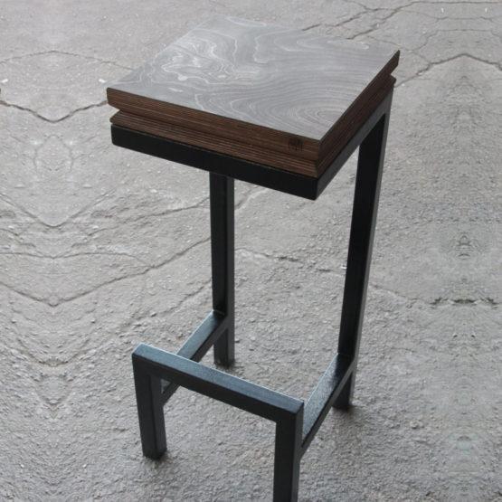 стул для лофта Канзас Шафт Chaft