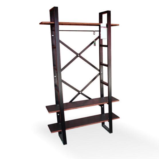 стеллаж Монтана из коллекции мебели для лофта Harlem Chaft