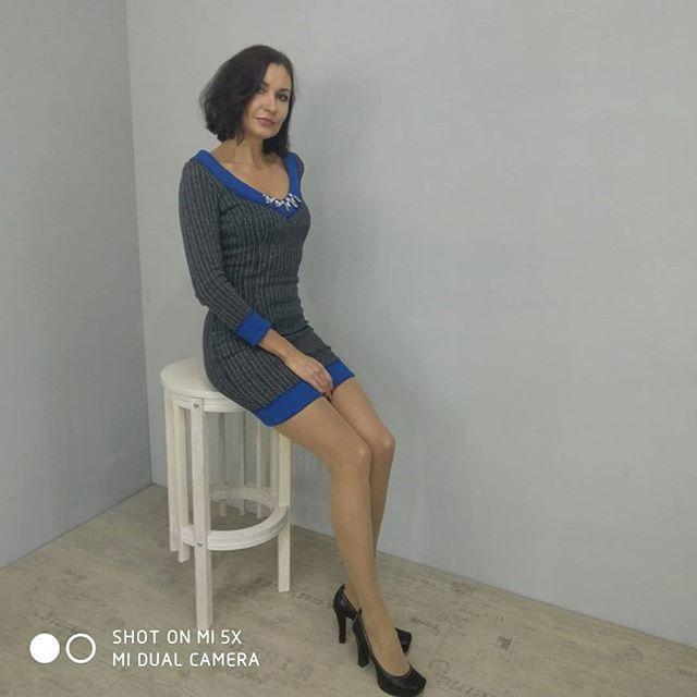 Новые стулья высокой посадки и наша прекрасная модель Елена!